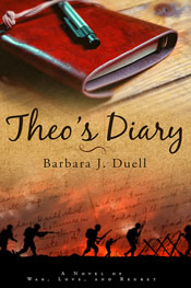 theos diary cover