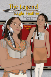 the legend of the eagle feather cover